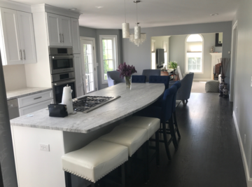 Kitchen Remodel Seacoast NH